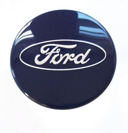 Колпак Ступицы Колеса (Синий Ford) O 54.5mm FORD арт. 1429118