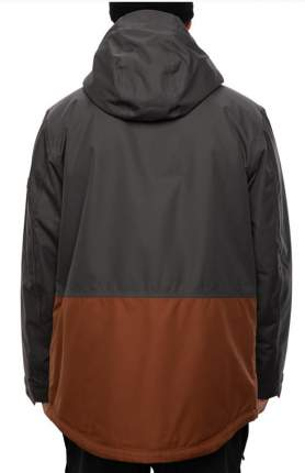 Куртка Сноубордическая 686 2020-21 Anthem Insulated Charcoal Colorblock (Us:l), 2020-21