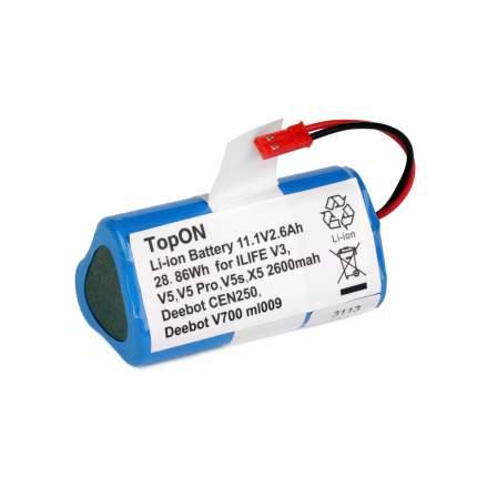 Аккумулятор TopON для робота-пылесоса Chuwi iLife V3, V5, V5 PRO, V5