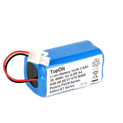 Аккумулятор TopON для робота-пылесоса Chuwi iLife A4, A6, V7, V7s Pro