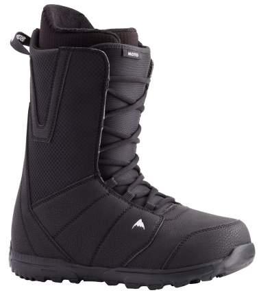 Ботинки Для Сноуборда Burton 2020-21 Moto Lace Black (Us:10), 2020-21