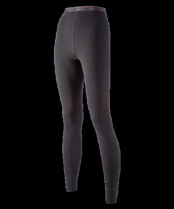 Комплект женского термобелья Guahoo: рубашка + лосины (651S-BK / 651P-BK) (XL)