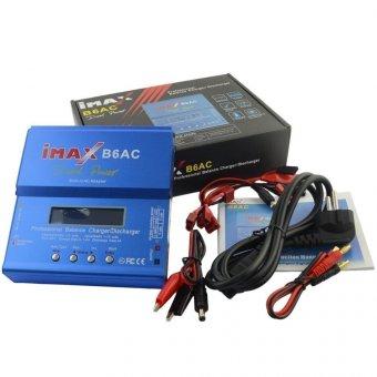 Пуско-зарядное устройство SkyRC IMAX B6AC 80w с встроенным блоком питания