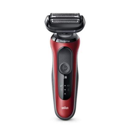 Электробритва Braun Series 6 60-R1000s Red