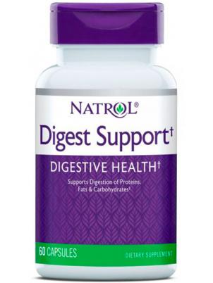 Natrol Digest Support 60 cap (60 капс)