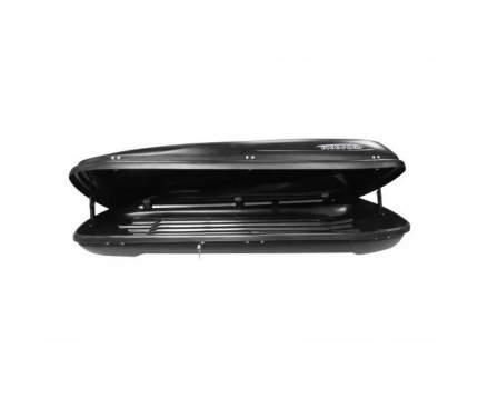 Бокс на крышу FicoPro Zenith 390 Black