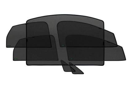Каркасные автошторки KERTEX со встроенными магнитами по кругу Skoda Octavia А7 (2013г.в.)