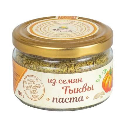 Паста из семян тыквы Житница здоровья 200 г