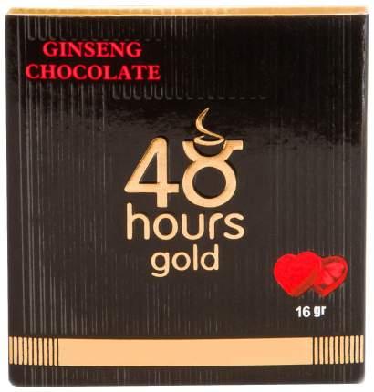 Возбуждающий шоколад 48 hours gold 16 г
