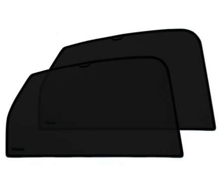 Каркасные автошторки KERTEX на встроенных магнитах на задние двери Mazda CX-5 (2018г.в.)