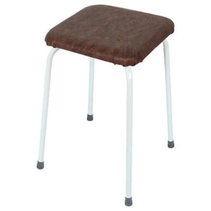 Табурет ЗМИ Т271 30х30х47 см, коричневый/серый
