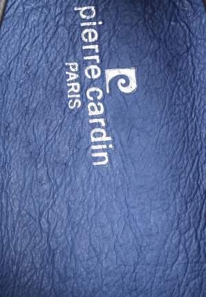 Лоферы мужские Pierre Cardin JXY20SS-36 черные 40 RU