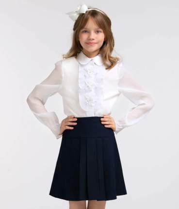 Блузка для девочек SMENA цв.молочный 19304 р.158/80