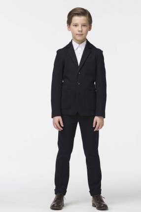 Пиджак для мальчиков SMENA цв.синий 19272 р.128/64