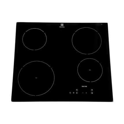 Встраиваемая варочная панель индукционная Electrolux EHH56240IK Black