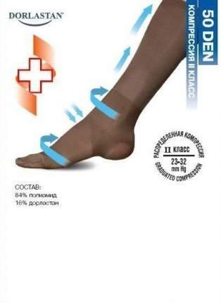 Гольфы женские лечебно-профилактические Ortez 50 den 2 класс черный р.1