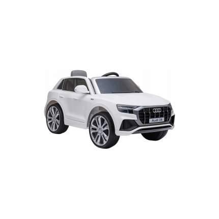 Электромобиль ToyLand Джип Audi Q8, белый