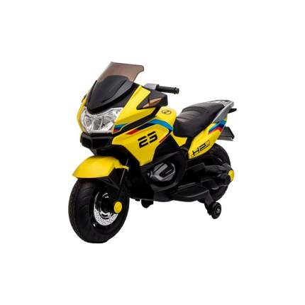 Мотоцикл ToyLand Moto New ХМХ 609, желтый, свет и звук