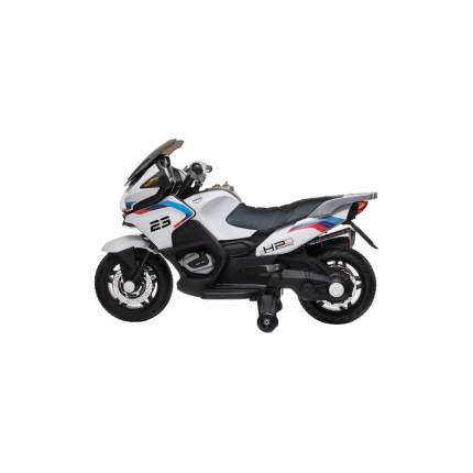 Мотоцикл ToyLand Moto New ХМХ 609, белый, свет и звук