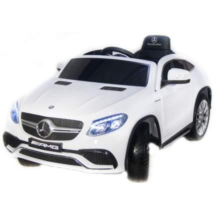 Электромобиль ToyLand Джип Mercedes Benz GLE купе, белый