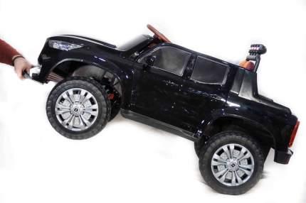 Электромобиль ToyLand Джип Mercedes Benz пикап YBD5478, черный, свет и звук