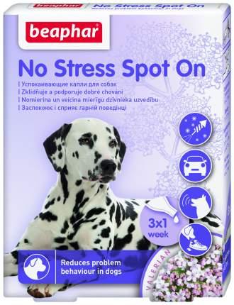 Капли Beaphar No Stress Spot On для собак успокаивающие - 3 пипетки