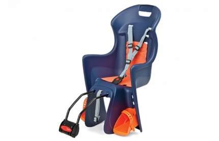 Детское велокресло Polisport Boodie FF Blue/Orange