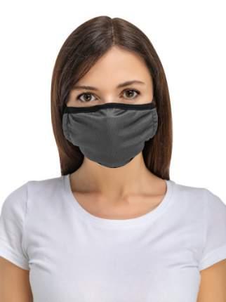 Многоразовая защитная маска Routemark Aero Just in Grey серая 1 шт.