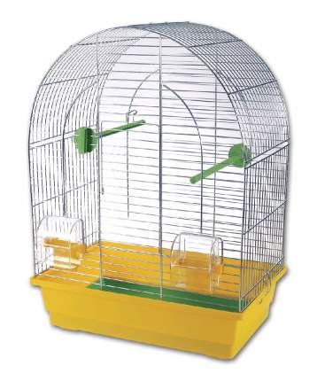 Клетка для птиц INTER-ZOO 39x25x53, цвет в ассортименте.