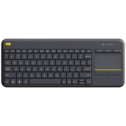 Беспроводная клавиатура Logitech K400 Plus Black (920-007147)