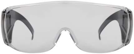 Очки защитные с дужками прозрачные FIT 12219