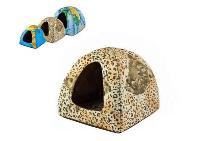 Домик для кошек и собак Дарэлл Чип Вигвам M, в ассортименте, 38x38x35см