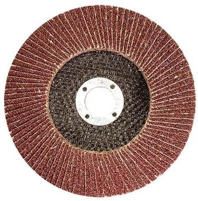 Круг лепестковый торцевой Cutop profi (90 лепестков): 125*22,2, Р120 70-125120