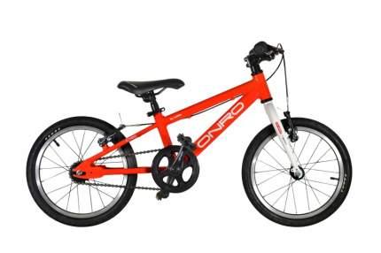 """Детский велосипед ONRO 16"""" Красный"""