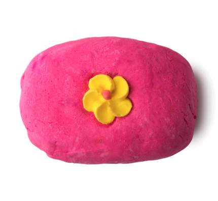 Пена для ванны LUSH Creamy Candy Bath/Сливочная карамель