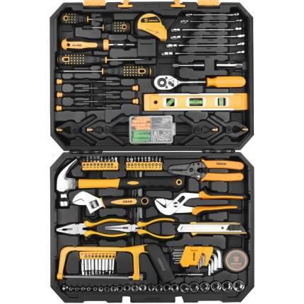 Набор инструментов для дома DEKO DKMT168 (168шт.) 065-0220