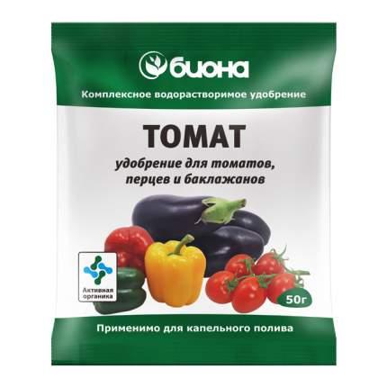 Органоминеральное удобрение Биона Томат 0,05 кг