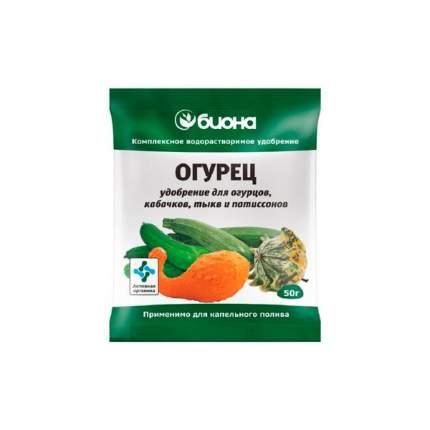 Органоминеральное удобрение Биона Огурец 0,05 кг