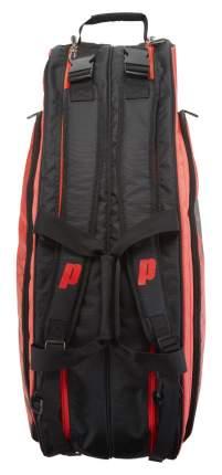 Теннисная сумка Prince Tour Future красная (6 ракеток)