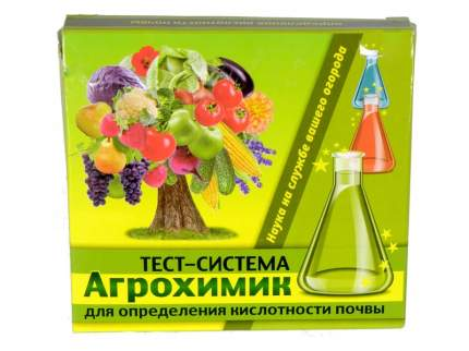 Измерители влажности и кислотности почвы Ваше Хозяйство Агрохимик 5 шт.