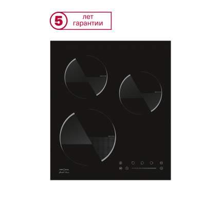 Встраиваемая индукционная панель Krona OMBRA 45 BL