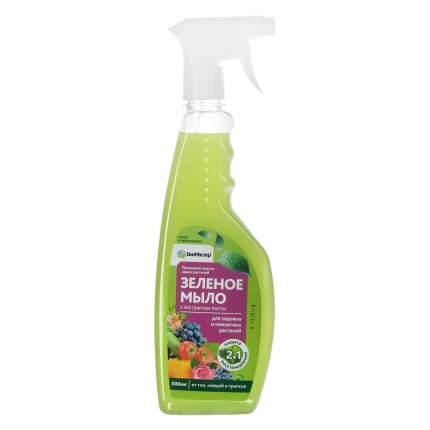 Зеленое мыло с пихтовым экстрактом с распылителем, 500 мл