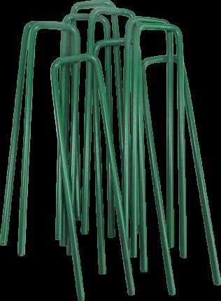 Шпильки для фиксации универсальные Listok LIE 09010 12 см 10 шт.