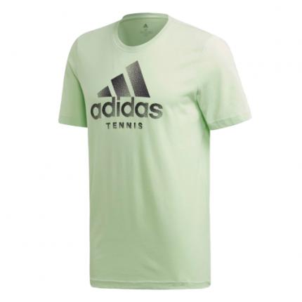 Футболка Adidas EH5603, салатовый, S INT