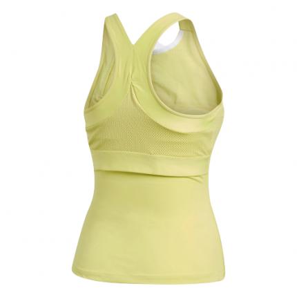 Майка Adidas CG2361, желтый, M INT