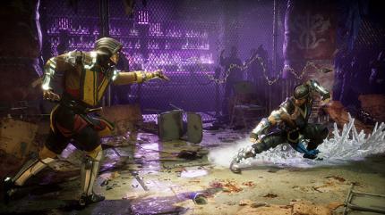 Игра Mortal Kombat 11 Ultimate для PlayStation 4