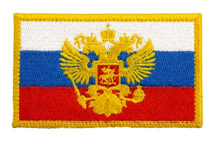 "Патч TeamZlo ""Флаг Россия Герб"" (TZ0096)"