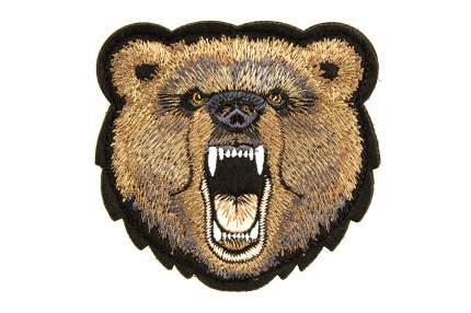 "Патч TeamZlo ""Медведь"" (TZ0083BK)"
