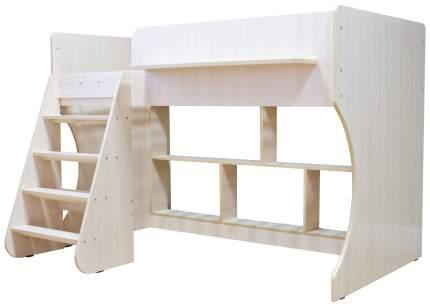 Кровать-чердак Капризун Р436 дуб млечный