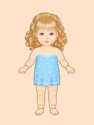 Одень куклу